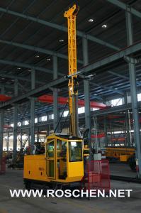 China Cummins Engine Piston Portable Drilling Rig Machine For Mountainous Region Drilling on sale