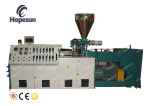 China LDPE HDPE Pipe Making Machine Automatic Cutting Lower Melting Temperature on sale