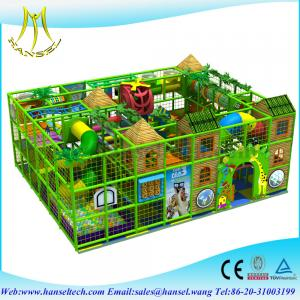 China Hansel cheap playground equipment for sale kids indoor playground design on sale