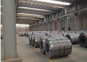 China ASTM Hot Rolled Stainless Steel Coil Custom Length 2b Hl Surface For Steel Structure on sale