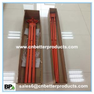 China Economy Tripod Sign Stand for Roll-Up and Aluminum Signs on sale