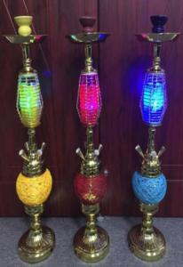 Iron hookah clubs shisha with led light best for bars and hookah quality iron hookah clubs shisha with led light best for bars and hookah lounge for sale aloadofball Images