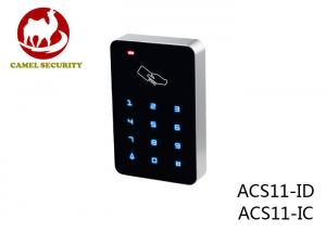China Soft Touch Standalone Keypad Access Control Controller With LED Light 13.56Mhz Mifare on sale