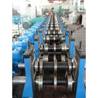 Cold / Hot Rolled Quick Interchangeable C Z Purlins Rolling Forming Machine 1.5 - 3.0mm