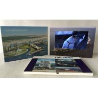 TFT Lcd Video Business Cards , Advertising promotional video card