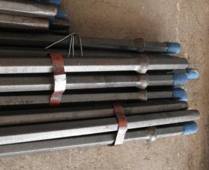 China Tunnelling / Quarry Tungsten Carbide Rod 4° - 12° Tapered Length 400 - 8000mm on sale