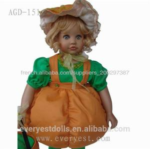 China Everyest making doll clothes dress style Fits 18 inch Doll clothes on sale