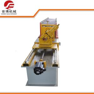China C Channel Metal Stud And Track Roll Forming Machine With Automatic Cutting System on sale