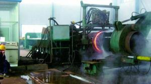 China Automatic Hydraulic Pipe Bender Equipment With High Working Efficiency on sale