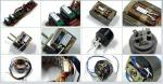 BR-B5D Small AC Thermal Protector / Thermal Overload Protection For Motor