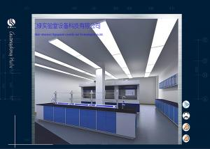 China Water Supply And Drainage Laboratory Furniture Systems For CDC on sale