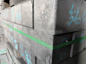 China Factory Supply High Density Molded Graphite Block for Aluminium Die Cast on sale