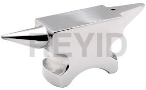 China Jewelry Making Tool Miniature Steel High-Polish Horn Anvil  For Hammering Metal on sale