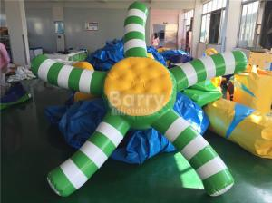 China Custom 0.9mm PVC Airtight Inflatable Water Toys For Promotion on sale