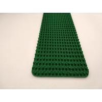 Green Color Rough Top PVC Conveyor Belt Replacement High Performance Wear Resistant