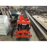 CE Compliance C Z Quick Change Purlin Roll Forming Machine / Roll Form Machines