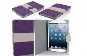 China OEM Dust Proof Apple iPad Protective Case , Leather iPad Hard Shell on sale