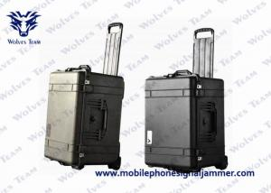 China Military High Power Bomb Signal Jammer Directional / Omnidirectional Antennas on sale