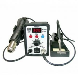 China Brand new ATTEN AT8586 SMD Rework station soldering hot air soldering station on sale