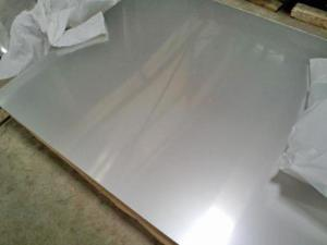 China SUS 301 Stainless Steel Sheet Metal , ASTM JIS Standard Custom Cut Stainless Steel Sheet on sale