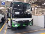 67 Seats Promotion Bus Right Hand Drive 120km/H Max Speed 12000 X 2500 X 3620mm