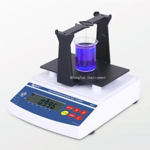 China Sodium Silicate Modulus Specific Gravity Measurement Instrument 0.001g/Cm3 on sale