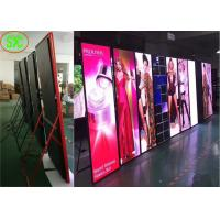 China High Definition Advertising LED Screens Indoor P3 Full Color For Shoping Center on sale