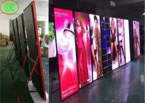 China High Definition Advertising LED Screens Indoor P3 Full Color For Shoping Center indoor led advertising screen on sale