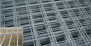China Steel Bar Welded Wire Mesh 3,Fencing Iron Wire Mesh supplier
