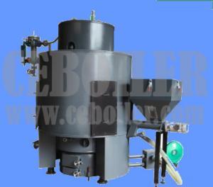 China Vertical pellet steam boiler on sale