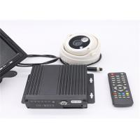 3G HD 720p Car Video Recorder  Support 128 GB Card 4G Options Mobile DVR 4 Channel