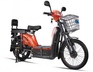 China 450 Watts Adult Electric Bike 60V 20Ah Lead Acid Battery , Long Range Electric Bicycle on sale