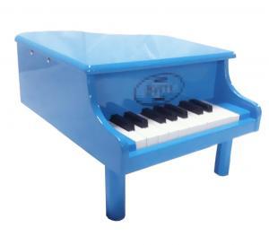 Mini Wooden Colorful Baby Grand Piano 38CM X 18CM 49CM