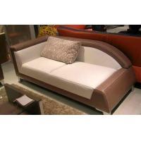 Leather Sofa-chaise Lounge