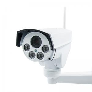 China Rotated HD Waterproof Outdoor 3G 4G CCTV Camera / Solar Powered Security Camera on sale