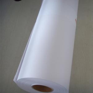 China Waterproof Pigment Inkjet Film , Satin Finish Printer Paper Rolls 250gsm on sale