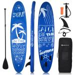 Youth Blue 13PS 9.8' Inflatable Surf SUP