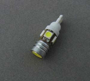 China auto bulb of LED width lamp T10 1W +4SMD 5050 high power on sale