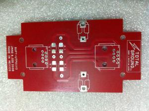 China Lead free double layer pcb boardoem pcb board manufacturer with Rohs stanard on sale
