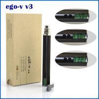 e cigarette mego 1300mah ego v v3 battery with ohm meter function variable voltage wattage