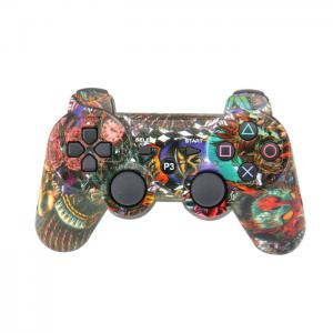 China Wireless Bluetooth Playstation 3 Controller ABS Material For PS3 Video Game Joystick on sale