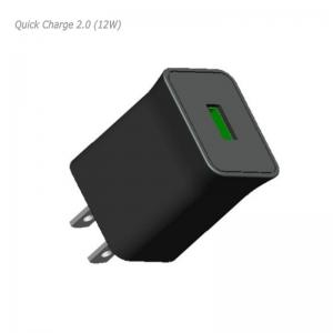 China Quick Charge 2.0(12W),AC Adapter Support Qualcomm QC2.0 standard,Samsung,MI,HIAWEI smart phones,tablet PCs,cameras & GPS on sale