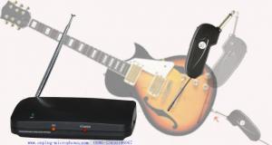 China GT-150 competetive cheap price guitar wireless microphone UHF instrument micrófon on sale