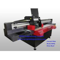 Multifunction Commercial Digital Printer For Glass Balcony Railings / Decoration