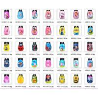 Fast Shipping New Arrival 3D Children School Bags 3D Kids Backpacks 3-7 Years Child Backpacks