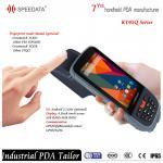 Biometrics Fingerprint Scanner with Long Range UHF RFID Reader and Barcode Scanner
