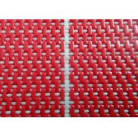 paper making industry plain weave polyester flat wire dryer screen