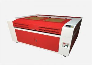 China Acrylic  MDF Plexiglass Denim Jeans Wood Laser Engraving Machine For Cardboard on sale