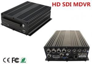 China SDI Hard Disk 4Ch Trail / truck Full HD 1080P Car DVR With 3G GPS WIFI on sale