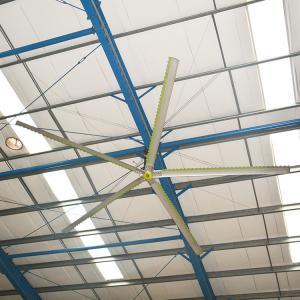 Maintenance free hvls ceiling fans big airflow large industrial fan maintenance free hvls ceiling fans big airflow large industrial fan aloadofball Images